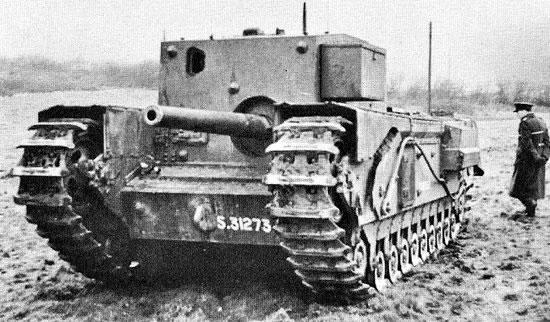 Churchill Gun Carrier A22D Tank Encyclopedia