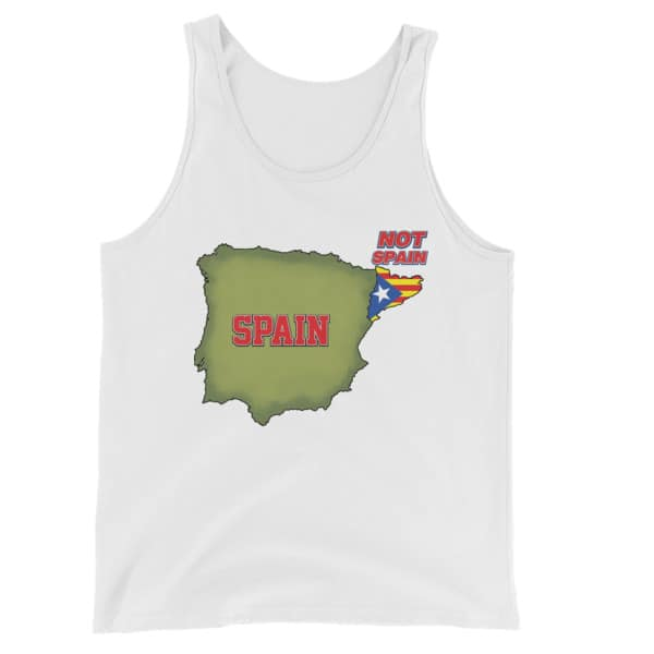 Unisex/Men's Catalonia Independence Tank Top