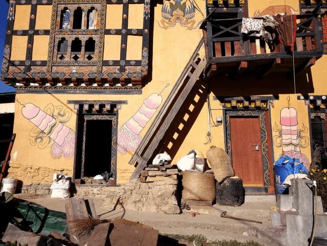 bhutan phalluses