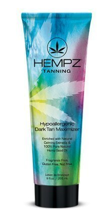 Fragrance Free Tanning Bed Lotion