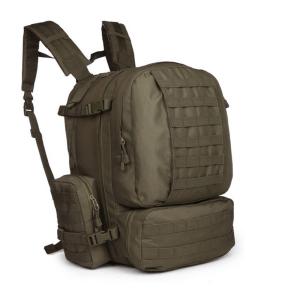 TTBP007LPTOD Tactical Laptop Trekkingrucksack Olivgruen