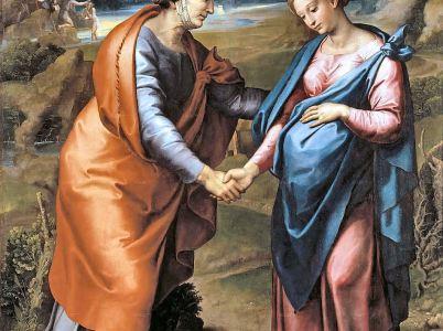 31 maggio, festa della Visitazione della Beata Vergine Maria