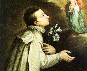 21 giugno, San Luigi Gonzaga
