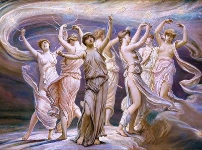 Le Pleiadi tra mito e realtà