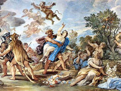 Il mito di Demetra (Cerere)