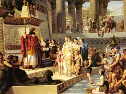 Salomone e la regina di Saba, tra mito e realtà