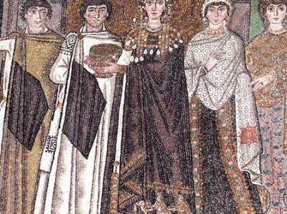 La bella Teodora: da prostituta a imperatrice bizantina