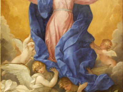 15 agosto, Solennità dell'Assunzione della Beata Vergine Maria