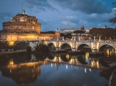 Castel Sant'Angelo, il possente custode della città di Roma