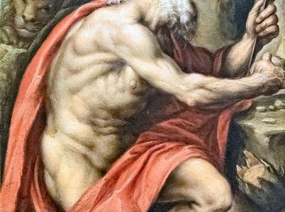 San Girolamo, sacerdote e dottore della Chiesa