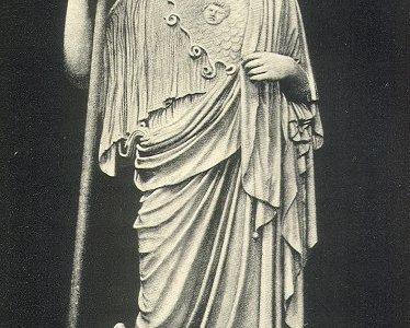 Atena (Minerva): dea delle arti, della guerra e della saggezza