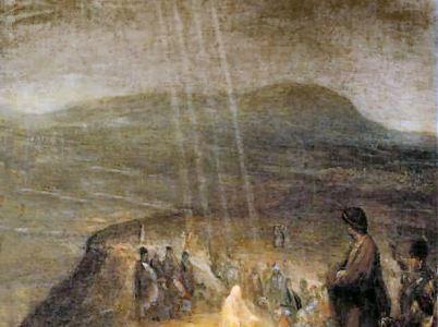 Presunti UFO in tre noti dipinti (De Gelder, Crivelli, Raffaello)