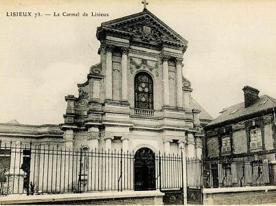 La vita di Santa Teresa al Carmelo di Lisieux
