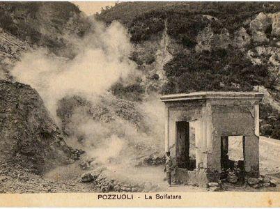 San Gennaro e la Solfatara di Pozzuoli