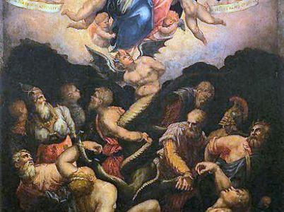 DISCORSO I. – Dell'Immacolata Concezione di Maria.