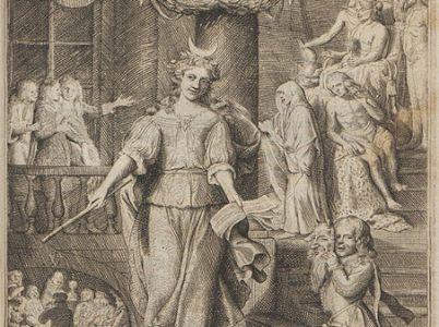 I Palici, due gemelli figli di Zeus