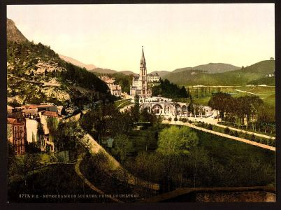 Bernadette Soubirous e le apparizioni di Lourdes