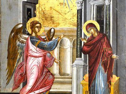 25 marzo, Annunciazione del Signore
