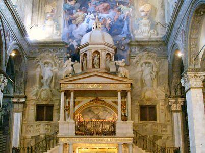 Ferrara:  il Miracolo del Sangue Preziosissimo