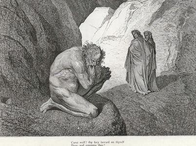 Pluto, dio della ricchezza