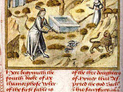 Piramo e Tisbe, i precursori di Romeo e Giulietta