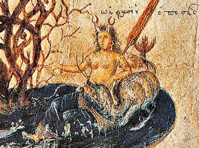 I Telchini, i demoni di Rodi