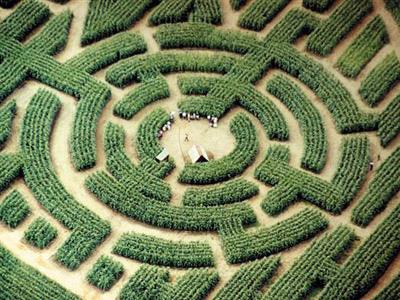Dedali e labirinti: simboli dell'anima
