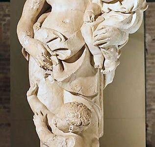 Acca Larenzia, la moglie del pastoreFaustolo