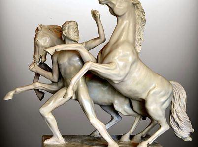 Abdero e le cavalle di Diomede