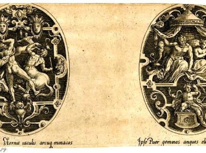 Alcmena, sposa di Anfitrione e madre di Eracle