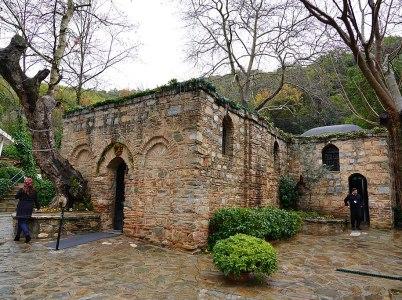 La casa di Maria a Efeso (Meryem Ana)