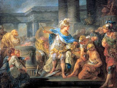 Gordio, il re frigio padre di Mida