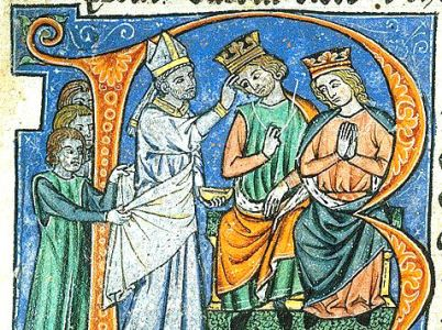 Melisenda, la regina di Gerusalemme
