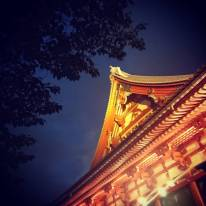 Temple à Asakusa