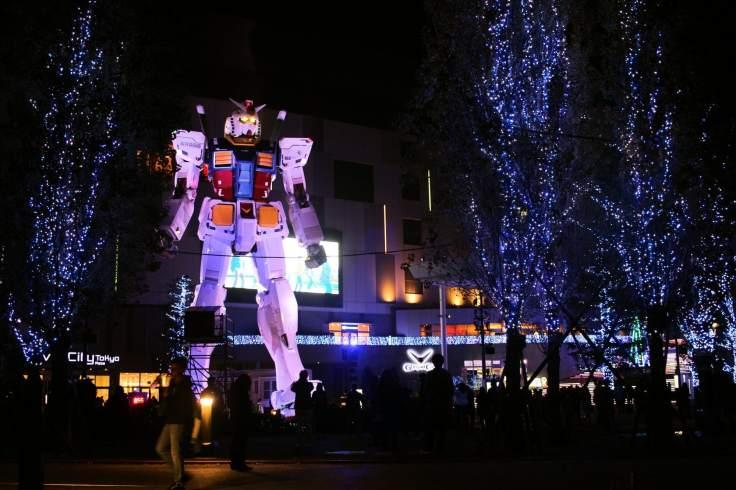 Noël Odaiba (1)