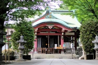Ichigayakameokahachimangu (17)