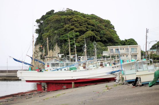 Le port d'Onjuku