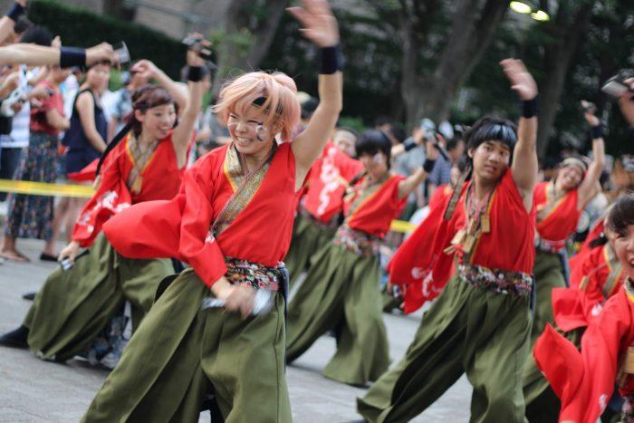 Super Yosakoi (et tu danses danses danses)