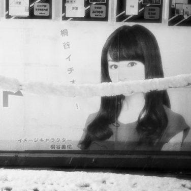 Neige à Takadanobaba (16)
