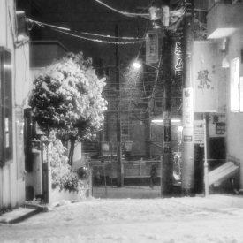 Neige à Takadanobaba (4)