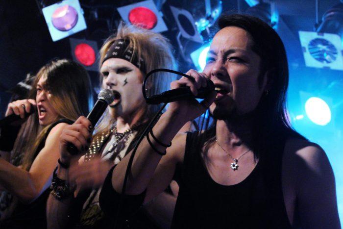 Metal au Club Aim Ebisu pour Hina Matsuri
