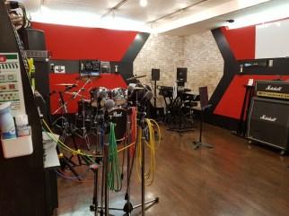 Un des studios les plus spacieux