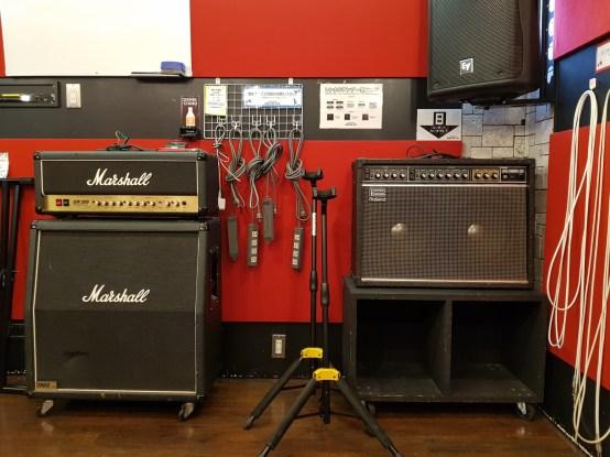 D'autres amplis de guitare