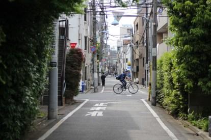 De Takadanobaba à Koenji à vélo (22)