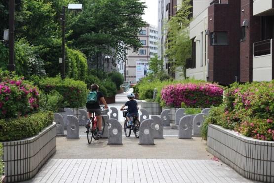 De Takadanobaba à Koenji à vélo (9)