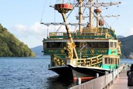 Magnifique croisière à bord 'un bateau pirate