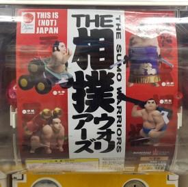 Les sumo warriors