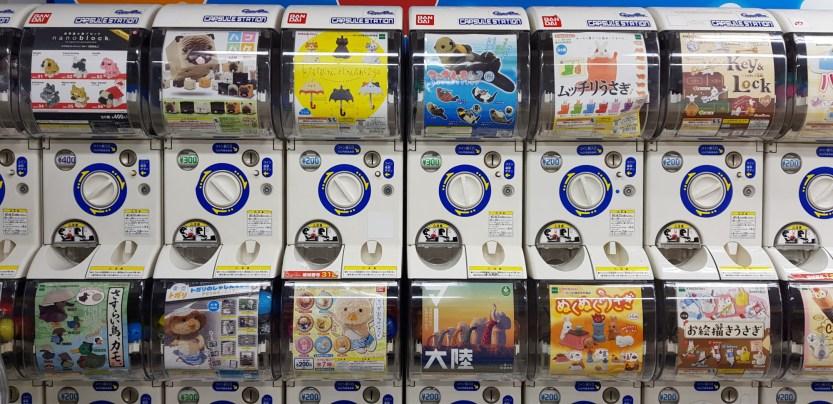 Yodobashi Shinjuku Gashapon (3)