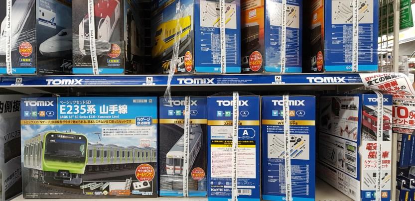 Trains électriques Tomix