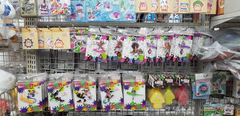 Gadgets Nintendo (Splatoon, Mario, Kirby...)